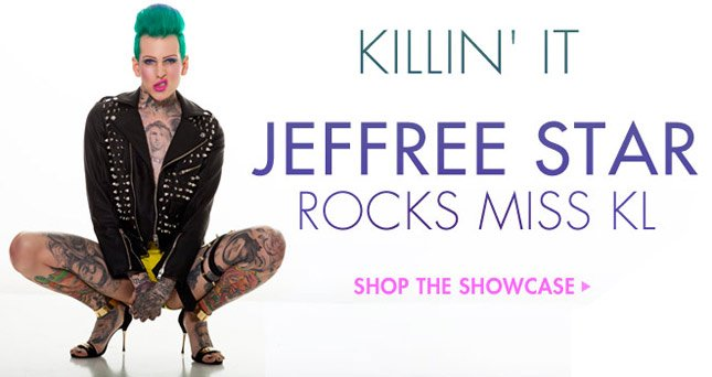 Rock Out with the Jeffree Star Showcase