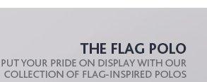 THE FLAG POLO