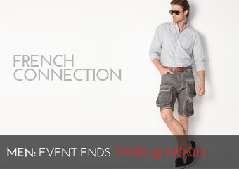 FRENCH CONNECTION - MEN