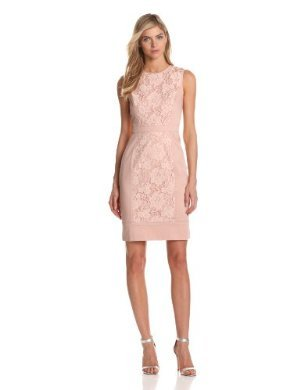 Maggy London <br/> Rose Lace Sheath Dress
