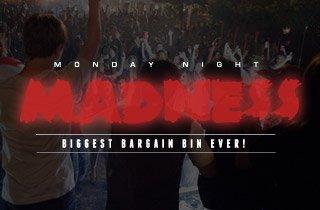 Monday Night Madness: Bargain Bin