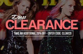 Dress Clearance