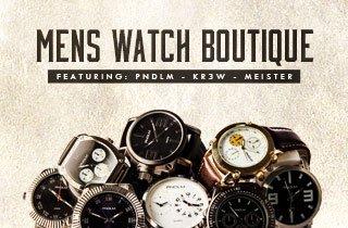 Men's Watch Boutique