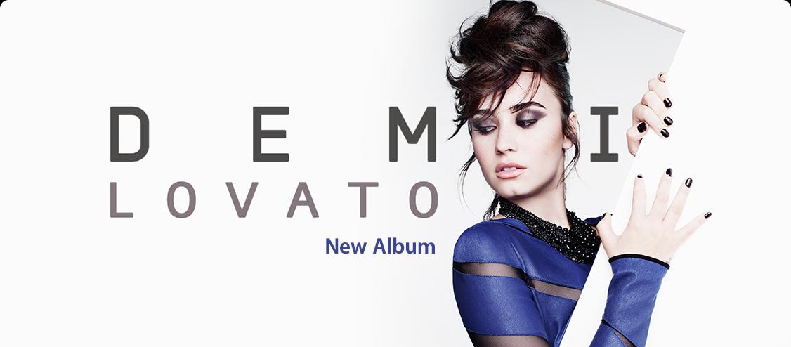 Demi Lovato - New Album