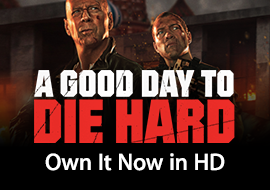 A Good Day to Die Hard - Own It Now in HD
