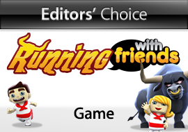 Editors' Choice: Running with Friends Free - Game