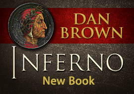 Inferno by Dan Brown - New Book