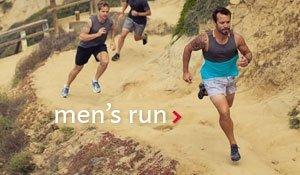 men's run