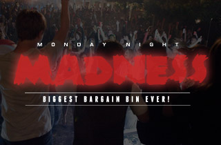 Monday Night Madness: Bargain Bin