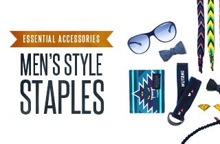 Men's Style Staples