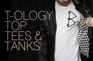 T-ology: Top Selling Tees & Tanks