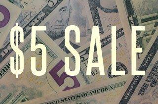 $5 Sale