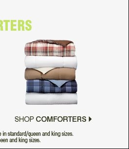 LivingQuarters pillows and comforters In down and down-alternative fills. Pillows available in standard/queen and king sizes. Comforters available in twin, full/queen and king sizes. Shop comforters
