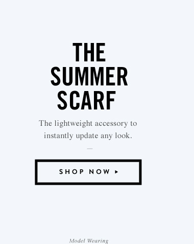 The Summer Scarf