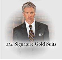 Signature Gold Suits