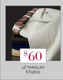 $60 USD - Traveler Khakis