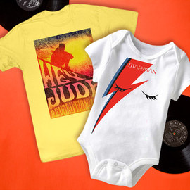 Don't Stop The Music: Kids' Apparel