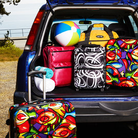 Summer Getaway: Luggage