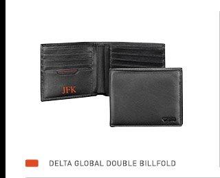 Shop Delta Global Double Billfold