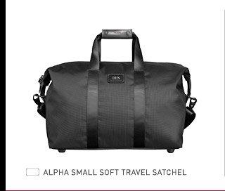 Shop Alpha Small Soft Travel Satchel