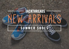 Shop New Arrivals: Summer Shoes
