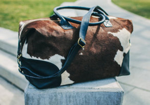 Shop Premium Bags ft. Authentic Cowhide