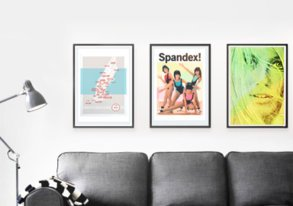 Shop Posters: Nerdy, Naughty & More
