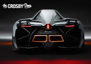 Shop Lamborghinis One-Seat Egiosta Concept