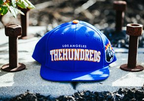 Shop The Hundreds: New Snapbacks & More