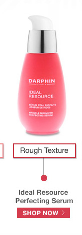 Rough Texture Ideal Resource Perfecting Serum SHOP NOW»