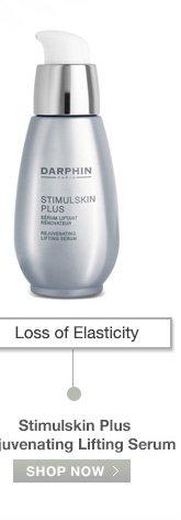Loss of Elasticity Stimulskin Plus Rejuvenating Lifting Serum SHOP NOW»