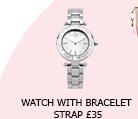 Logo Bracelet Watch