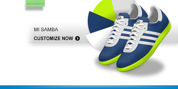 Create Your Own mi Samba »