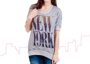 Sex & the City: T-Shirts for Her