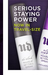 Serious Staying Power - Now In Travel-Size