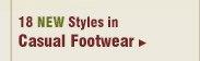 New Mens Casual Footwear