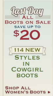Shop All Womens Cowgirl Boots