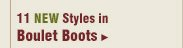 New Womens Boulet Boots