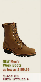 New Mens Work Boots
