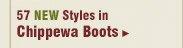 New Mens Chippewa Boots