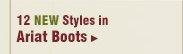 New Mens Ariat Boots