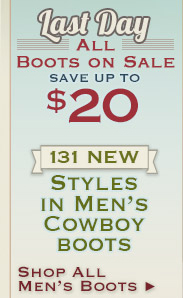Shop All Mens Cowboy Boots