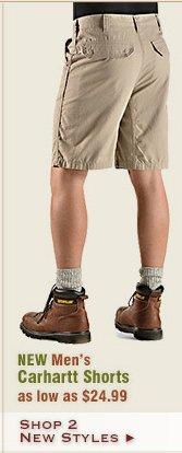 New Mens Carhartt Shorts
