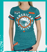 Shop American Fighter Bradley T-Shirt