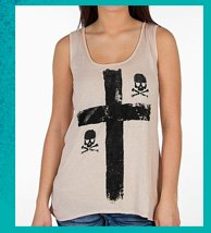 Shop Daytrip Cross Tank Top