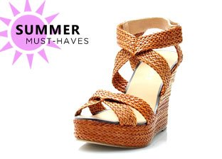 Summer Must-Haves Sale: Shoes from $12