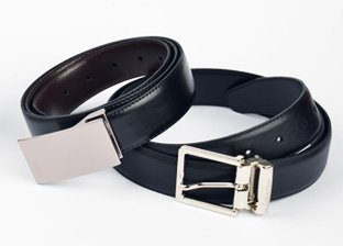Calvin Klein, Ferre Milano: Belts & Wallets for Him