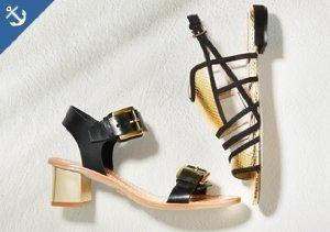 Swim & Sun: The Summer Sandal