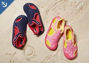 Swim & Sun: Sandals & Sneakers for Girls & Boys