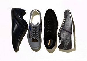 Dior & Fendi: Designer Sneakers